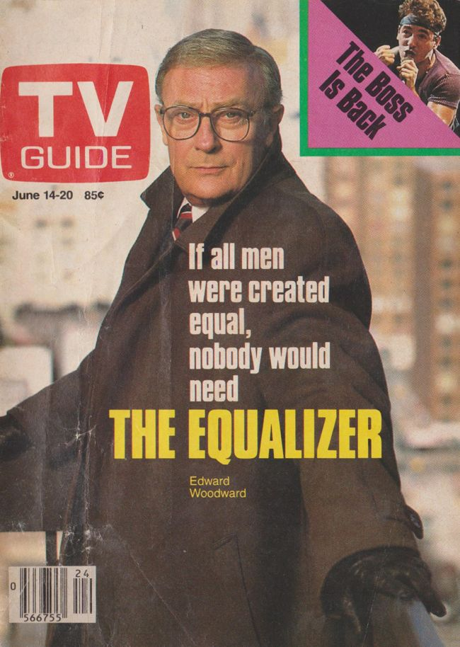 edward woodward the equalizer